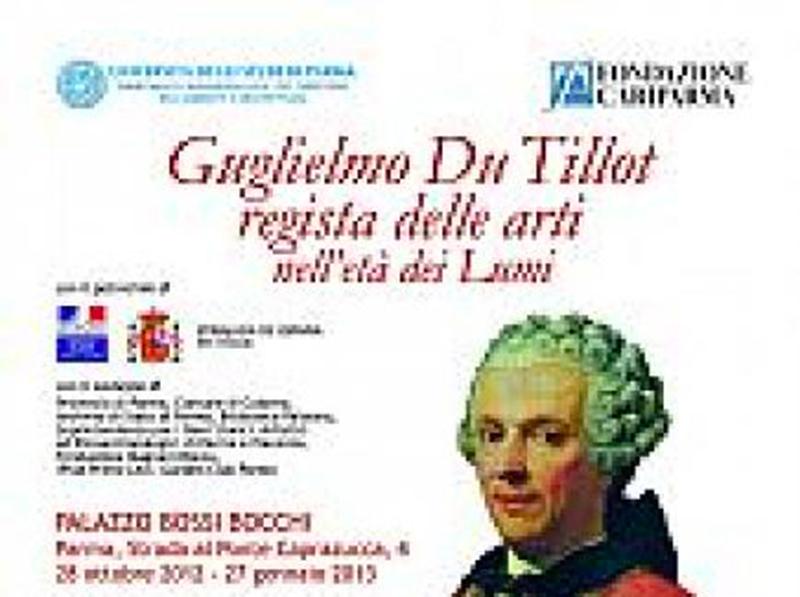 """Visita alla mostra """"Guglielmo Du Tillot, regista delle arti nell'età dei lumi"""""""