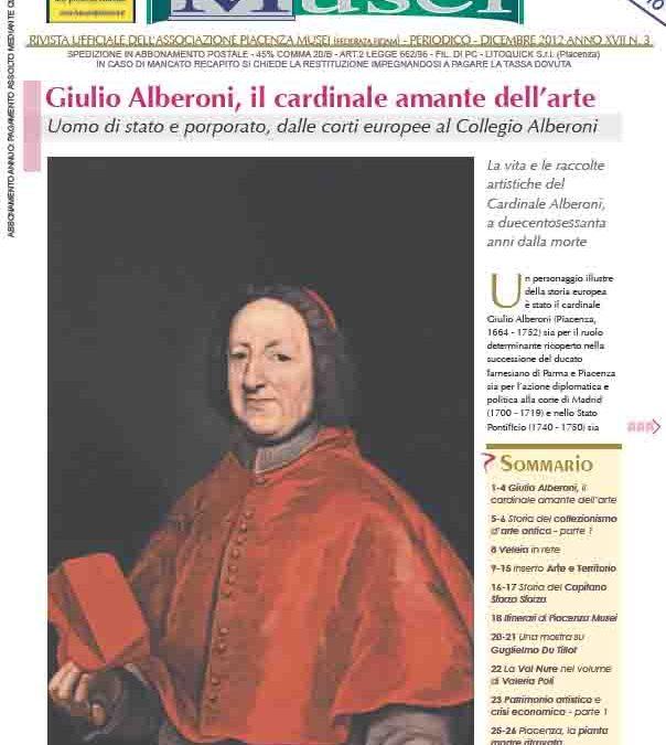 Disponibile il nuovo numero di Dicembre 2012