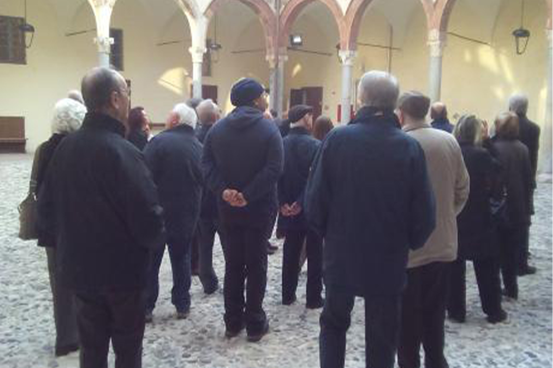 Alla scoperta di Piacenza attorno a Palazzo Landi