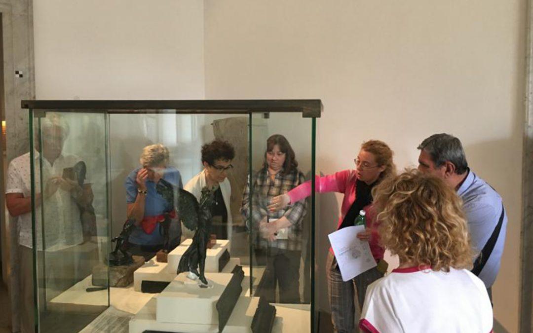 Visita al Museo archeologico di Parma e Galleria d'Arte Nazionale