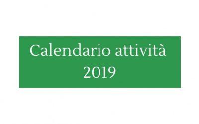 Programma visite guidate 2019