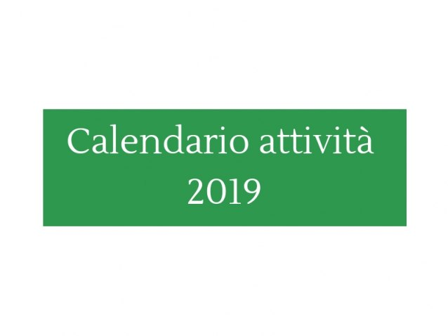 calendario-attività-2019