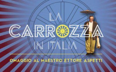 La carrozza in Italia – omaggio al maestro Ettore Aspetti