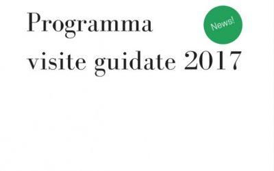 Programma visite guidate 2017