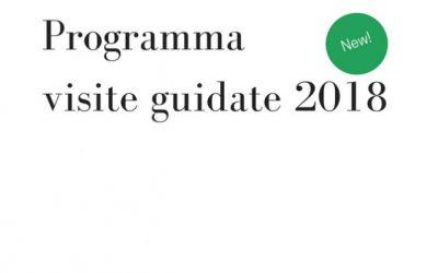 Programma visite guidate 2018