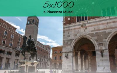 5×1000 a Piacenza Musei