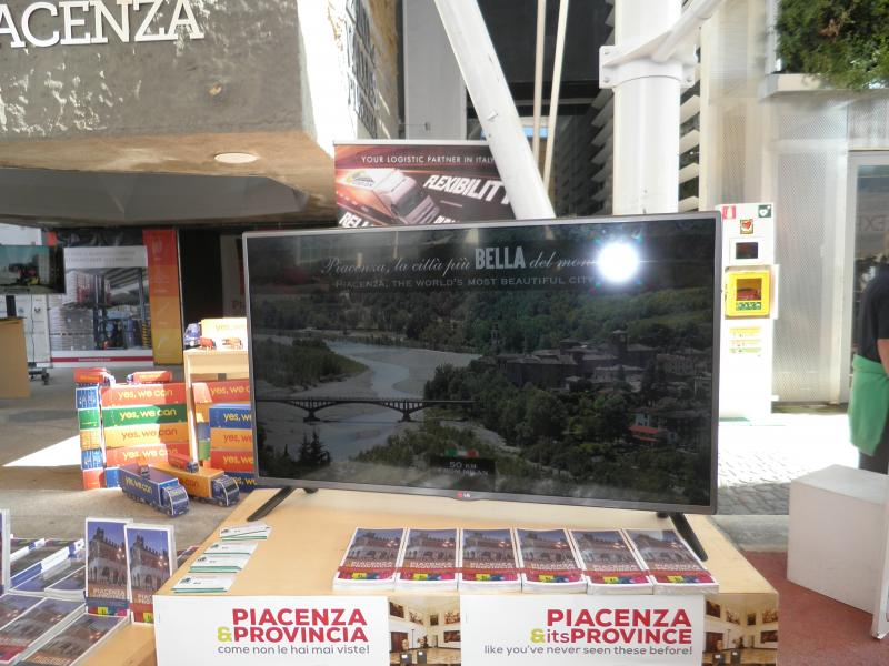 Piacenza Musei a Expo Milano 2015