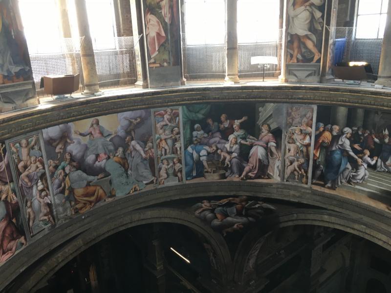 La salita al Pordenone con Piacenza Musei