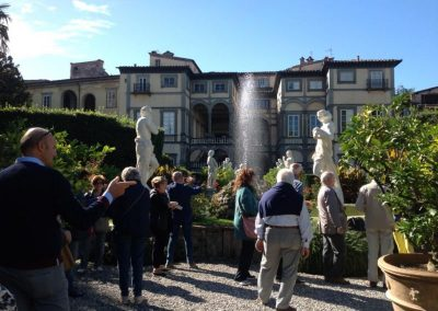 Viaggio alle Ville, Palazzi e Giardini della Lucchesia