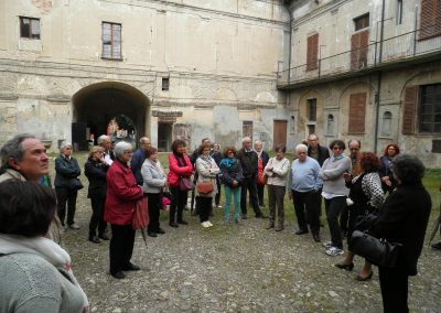 Visita guidata al Castello di Monticelli d'Ongina