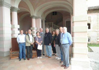 Visita al Castello di Sarmato e a Villa Paveri Fontana