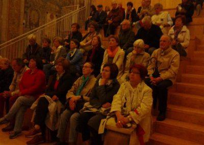 Teatro Nuovo - ex chiesa dei Gesuiti in Via Melchiorre Gioia a Piacenza
