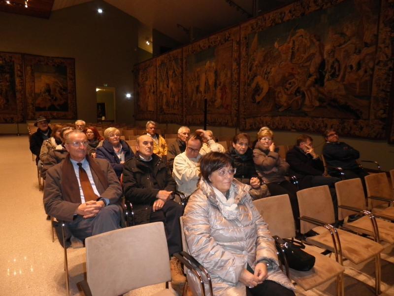 Visita guidata alla Galleria e al Collegio Alberoni