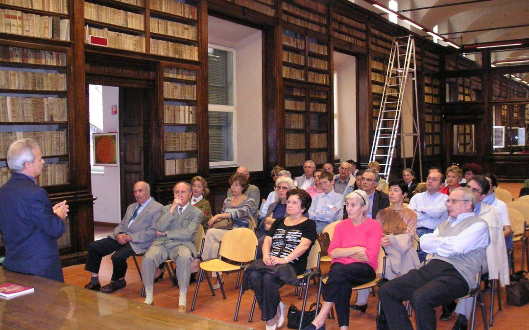 Visita al Fondo Antico della Biblioteca Passerini Landi – a cura di Stefano Pronti