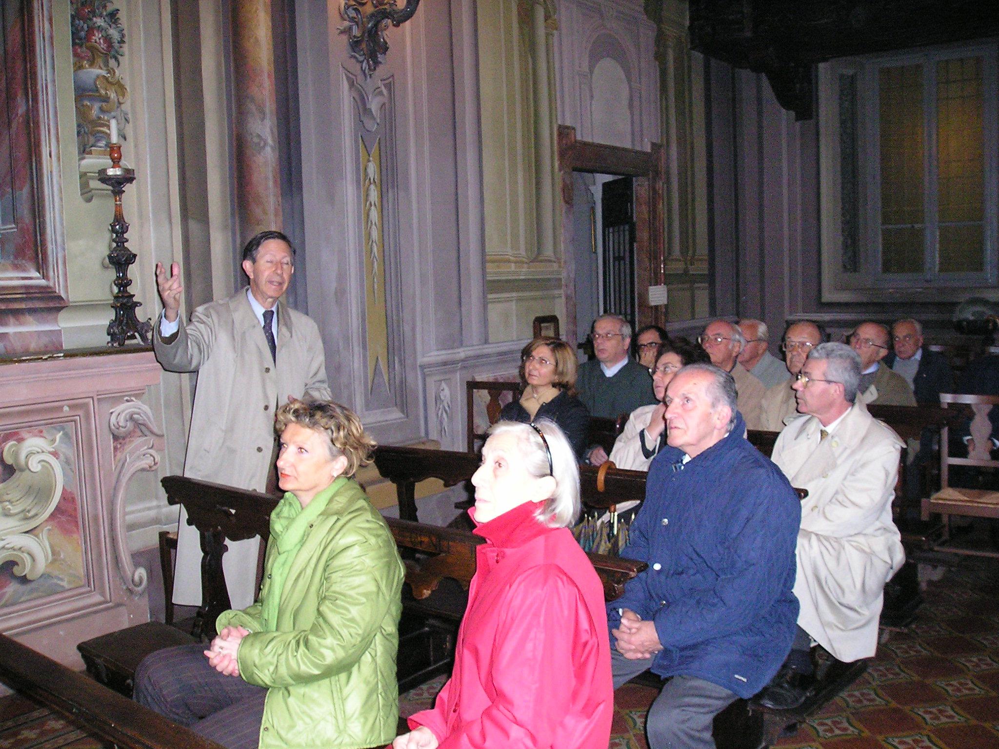 Chiesa di San Giorgino e Palazzo Passerini – a cura di Carlo Emanuele Manfredi