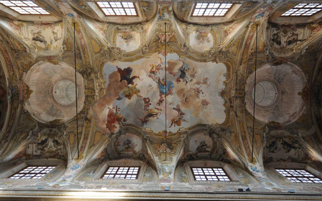"""Visita guidata alla """"Chiesa dei Teatini"""""""