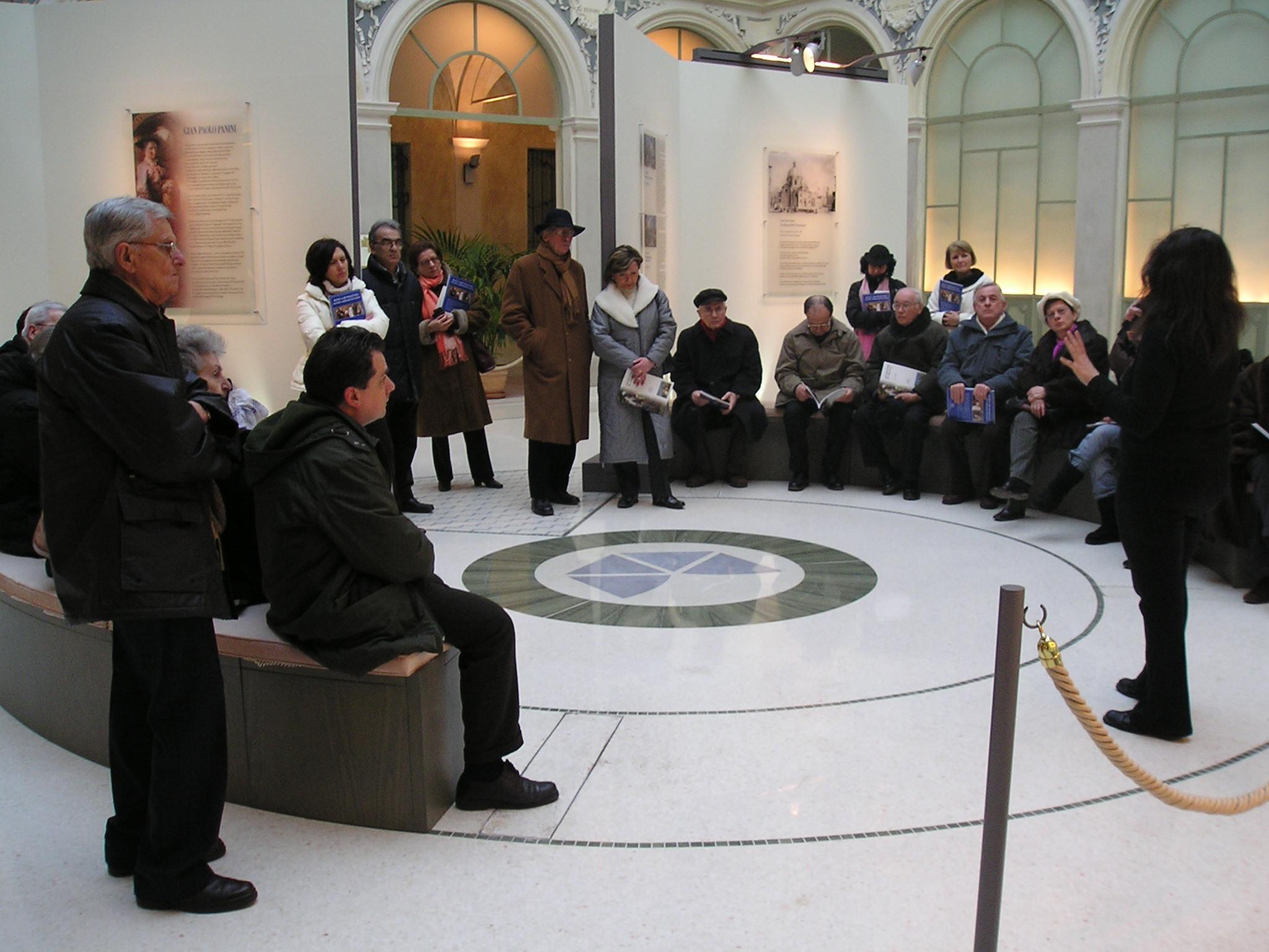 Due vedute ritrovate di Gian Paolo Panini – a cura di Emanuela Coperchini