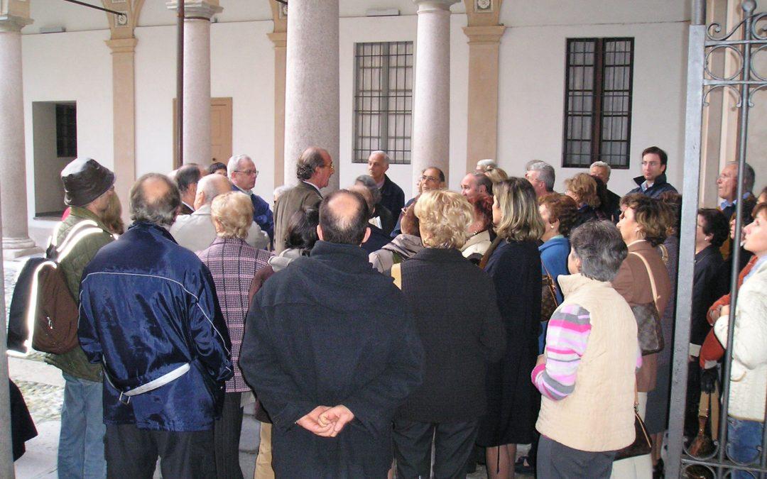 Visista a Palazzo Anguissola – a cura di Marco Horak