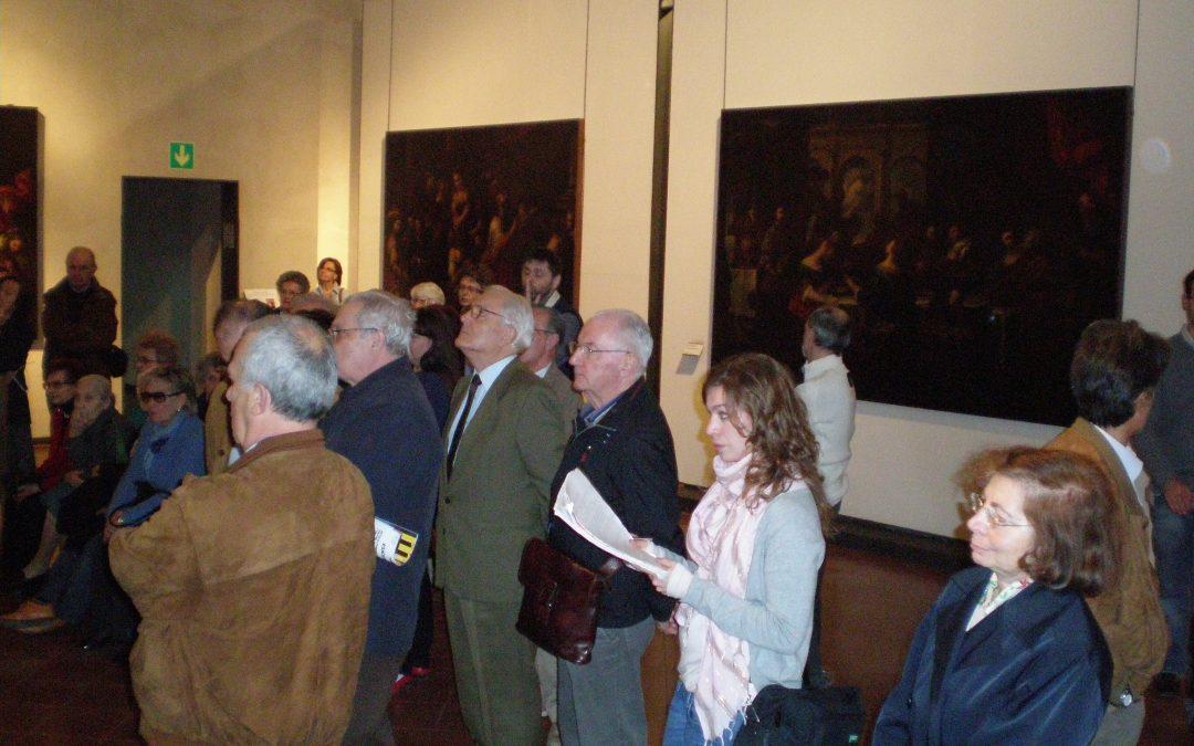 Pittori lombardi e liguri alla pinacoteca di Palazzo Farnese