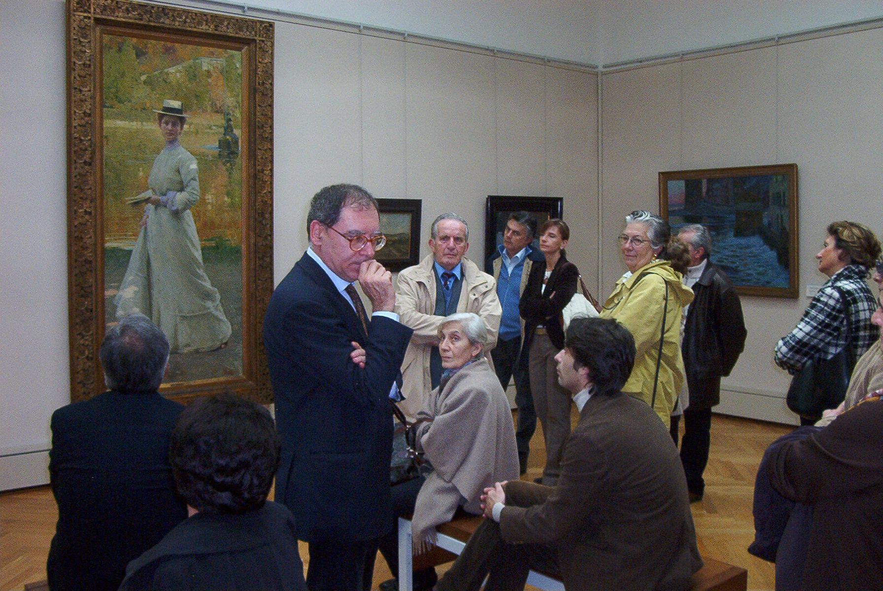 I pittori Piemontesi e Veneti alla Galleria Ricci Oddi – a cura di Stefano Fugazza
