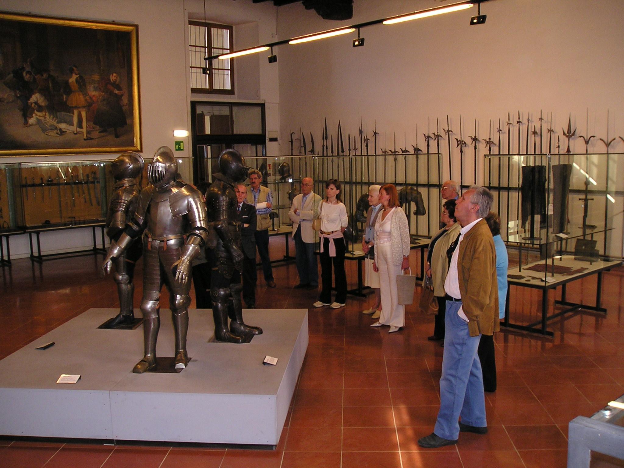 Visita alla Sala delle Armi di Palazzo Farnese- a cura di Alessandro Varagnolo
