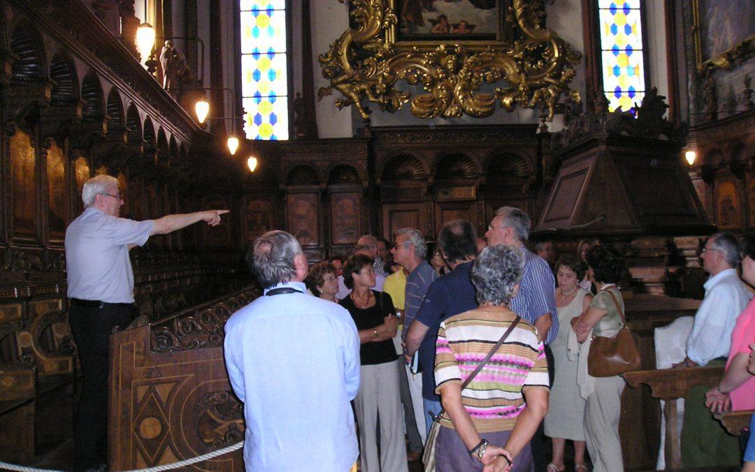 Visita alla chiesa di San Sisto a cura di Don Giuseppe Formaleoni