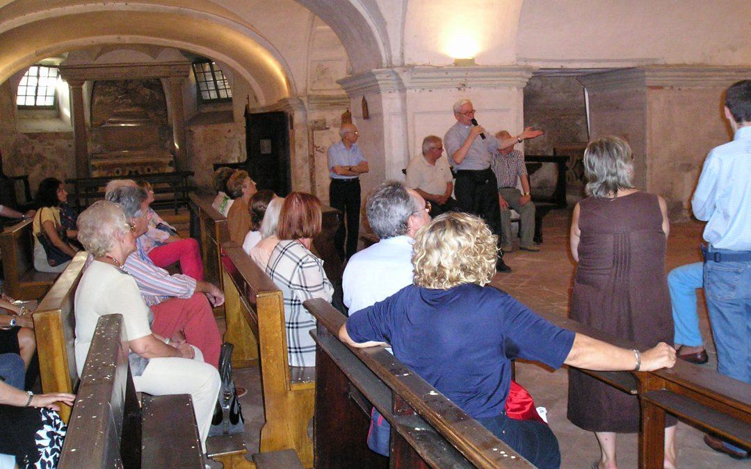 Visita guidata alla Chiesa di San Sisto e alla cripta