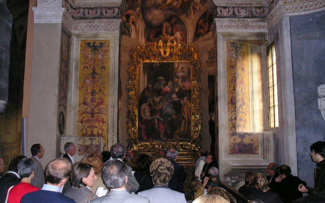 Visita alla splendida Basilica di Santa Maria delle Grazie