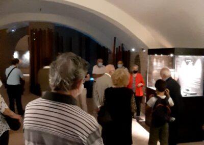 visita guidata sezione archeologica palazzo farnese 1