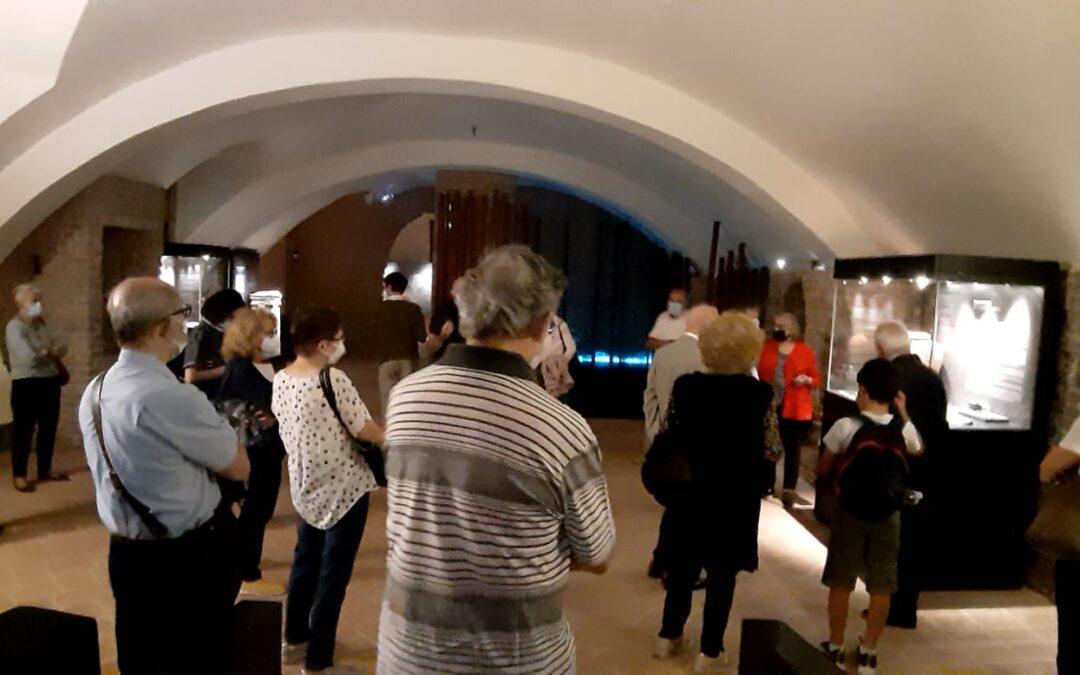 Visita guidata alla sezione archeologica di Palazzo Farnese