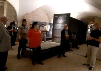visita guidata sezione archeologica palazzo farnese 4