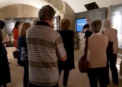 visita guidata sezione archeologica palazzo farnese 7
