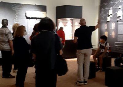 visita guidata sezione archeologica palazzo farnese 8
